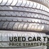 product - Used Car Tyres
